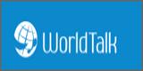 ワールドトークのロゴ